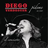 Songtexte von Diego Verdaguer - Pídeme (en vivo)