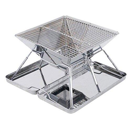 Kohlegrill Im Freien Grill Klapp Hause Tragbaren Tank Ofen