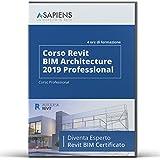 Revit BIM Architecture Professional. Corso Base in DVD 4 ore. Include Esame di Certificazione Autodesk