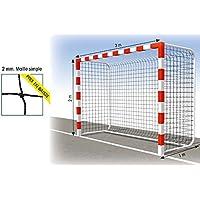 Tremblay - Filets Handball 2mm MS Noir Taille - Unique