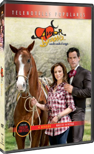 Amor Bravio ( Fierce Love ) (4pc) / (Full) [DVD] [Region 1] [NTSC] [US Import]