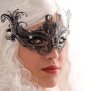 Carnival Toys - Máscara para Disfraz de Adulto Guerrero (730)