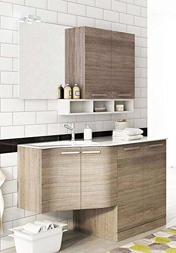 Mobile lavanderia porta lavatrice - Mobile bagno con portalavatrice ...