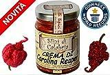 Crema di Peperoncino Carolina Reaper HP22B Estremo da Guinness 90gr