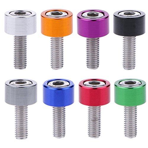 Preisvergleich Produktbild Sharplace 3 Stücke Kopfschraube Scheibe Muttern sechskant und Scheiben Sechskantschrauben