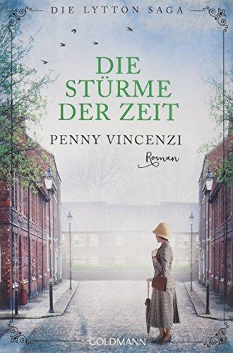 Die Lytton Saga - Die Stürme der Zeit  Bd. 2