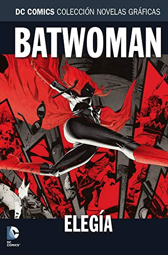 Colección Novelas Gráficas núm. 81: Batwoman: Elegía