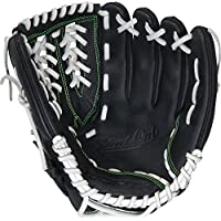 WORTH shutout keilani presque Pitch Softball Glove–12,5inch–For Left Handed Lanceur.