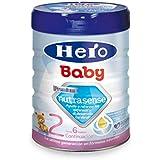 Hero Baby - Leche Hbb Nutrasense 2.800 g - 6 A 12 Meses - [pack de 2]