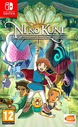 Ni no Kuni : La Vengeance de la Sorcière Céleste pour Nintendo Switch