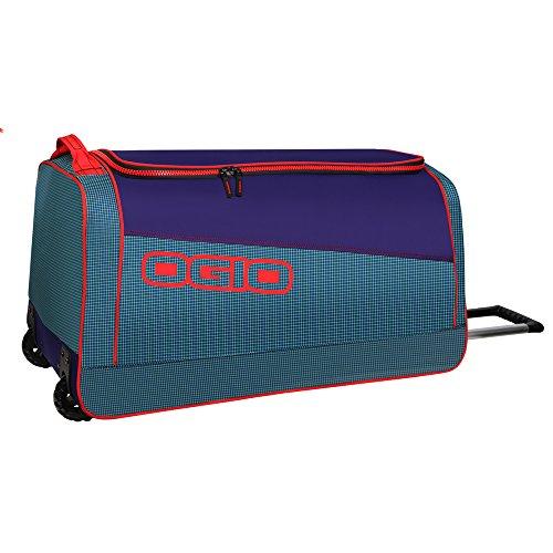 OGIO Spoke Tealio Laptop Rollkoffer, 82 cm, Blau-Violett Blau-Violett
