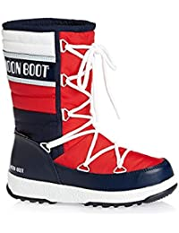 Moon Boot Boots - Moon Boot WE Quilted Junior B...