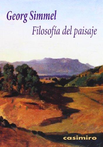 Filosofía Del Paísaje (Historia)