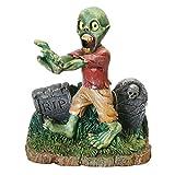 zombie Walking in lapidi Glow in the Dark acquario ornamento