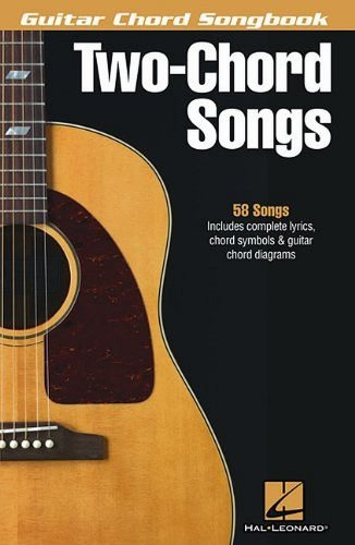 Two-Chord Songs: Guitar Chord Songbook