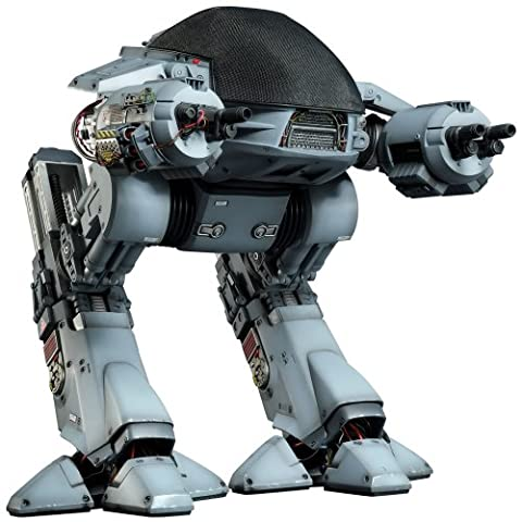 Hot Toys Movie Masterpiece Series - Robocop: ED-209 with Sound Effect