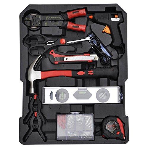 Yahee Universal Werkzeugkoffer (599-teilig) - 3