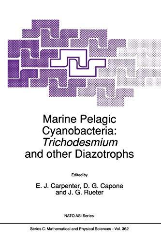 Marine Pelagic Cyanobacteria: Trichodesmium and other Diazotrophs (NATO Science Series C: (closed)) (Nato Science Series C: (362), Band 362)
