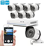Best ZMODO Surveillance Systems - Zmodo 8 CH 720p NVR Outdoor IP Simplified Review