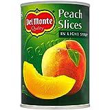 Del Monte Peach tranches au sirop léger (420g) - Paquet de 6