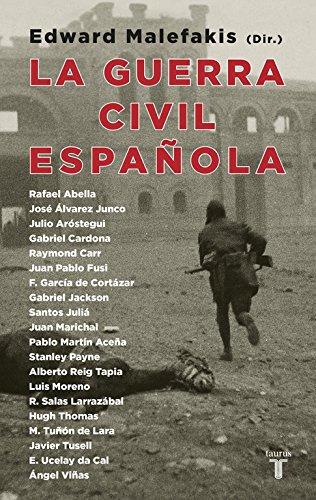 La Guerra Civil española (Pensamiento) por Edward Malefakis