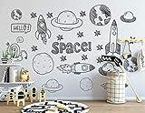 HONGYUANZHANG Kreativer Minimaler Platz Tapete Des Foto-3D Künstlerische Landschafts-Fernsehhintergrund-Tapete,80Inch (H) X 112Inch (W)