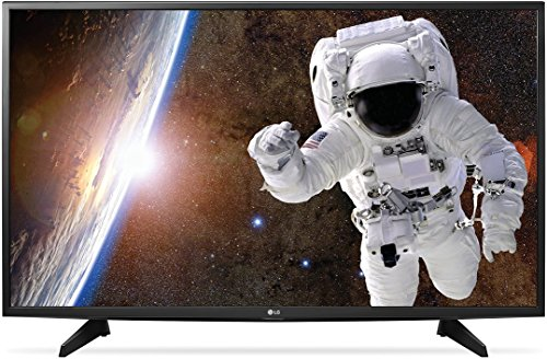 LG 49LH590V - Smart TV (Full HD, Wi-Fi, LED) - Black [Versión/Enchufe UK]]