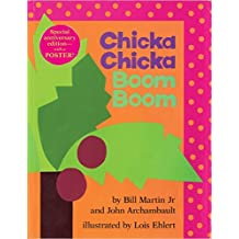 Chicka Chicka Boom Boom (Chicka Chicka Book, A) by Bill Martin Jr. (2009-09-22)