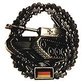 BW Barettabzeichen, 'Panzer', Metall