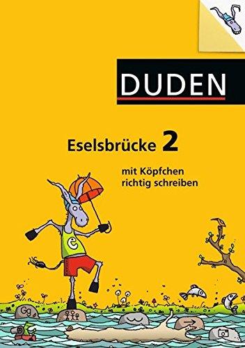 Eselsbrücke: 2. Schuljahr - Übungsheft