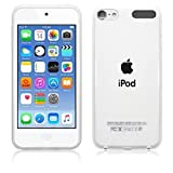 Apple Ipod Touch 5th/ 6th Generation Crystal Clear Soft Gel TPU Bumper Case with Anti-Scratch Clear Back [Drop Protection/Shock Absorption Technology] For mobile phone