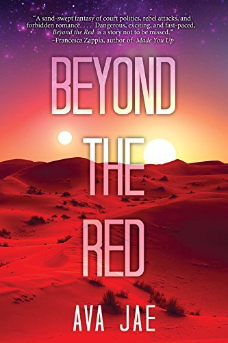 Beyond the Red by Ava Jae (2016-03-01)