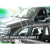 Für Land Rover Freelander 2 II Windabweiser Regenabweiser 2 tlg vorne 2006-2014