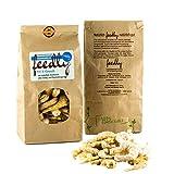feedly B.A.R.F.-Leckerli gefriergetrocknet & getreidefrei | ohne Zusatz- und Konservierungsstoffe in 8 Verschiedenen Sorten (Riesengarnelen, 1 x 120g)