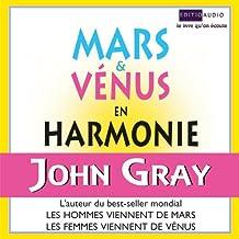 Mars et Venus en Harmonie (CD)