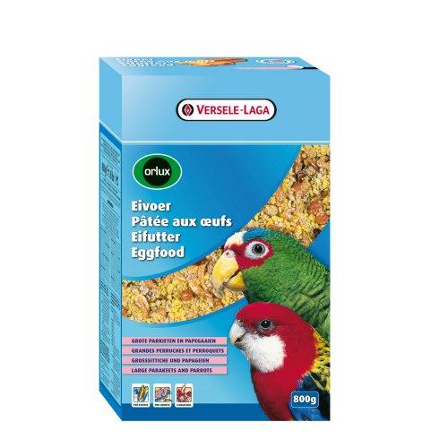 Eifutter für Großsittiche und Papageien, 800 g