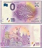 0 Euro Schein- Köln/Panorama 2019