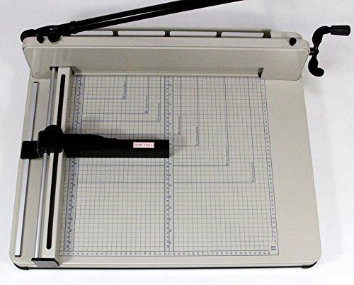 Paintersisters-Neuss PROFI Stapelschneider A3 Großformat - bis 400 Blatt, CE, Schneidemaschine + Hebelschneider