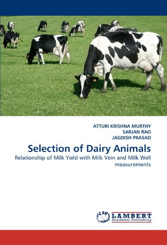 Selection of Dairy Animals