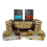 Klassischer Tee & Kekse Geschenkkorb - Ein Ideales Geschenk Zum Geburtstag, Als Danke Schön, Gute Besserung