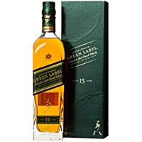 Johnnie Walker Green Label Blended Scotch Whisky (1 x 0.7 l)
