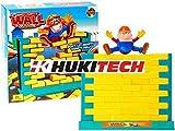 Maurer Wall Game - Entwicklungsförderndes Geschicklichkeitsspiel für Kinder