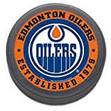 Edmonton Oilers Established 1979 NHL Collectors Puck