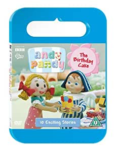 Andy Pandy - The Birthday Cake (Carry Me) [DVD]