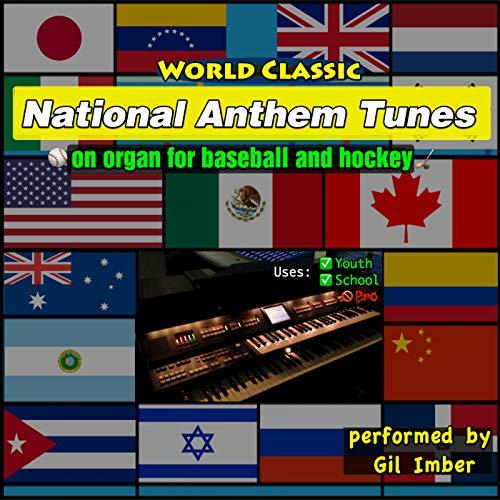 Venezuela - Gloria Al Bravo Pueblo (Ballpark Organ)