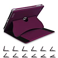 Fintie Case for iPad 2/3/4 - [Multi-Angle Viewing] 360 Degree Rotating Smart Stand Cover with Auto Sleep/Wake Feature for Apple iPad 4th Gen with Retina Display/iPad 3 / iPad 2