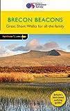 Brecon Beacons Short Walks (Pathfinder Guides) (Short walks Guide)