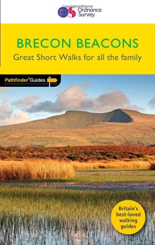 Brecon Beacons: SW 31 (Short walks Guide, Band 31) -