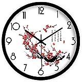 La sala de reloj de pared dormitorio moderno reloj de pared reloj reloj de cuarzo,40 * 40cm