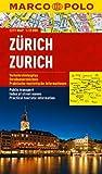 MARCO POLO Cityplan Zürich 1:15 000 (MARCO POLO Citypläne)